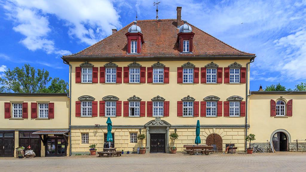 Hof Georgenau Hofgut Haus