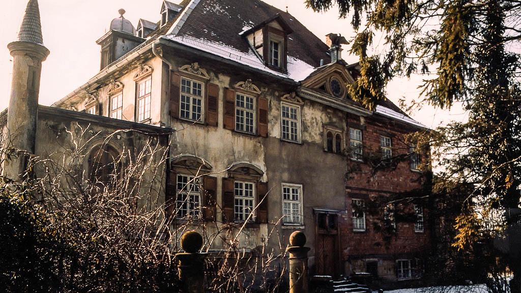 Hof Georgenau Nordseite vor Renovierung